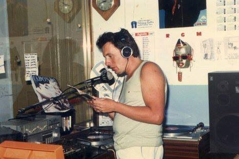 Storia di Radio Gioiosa Marina, anno 1982 - Gigi Caracciolo