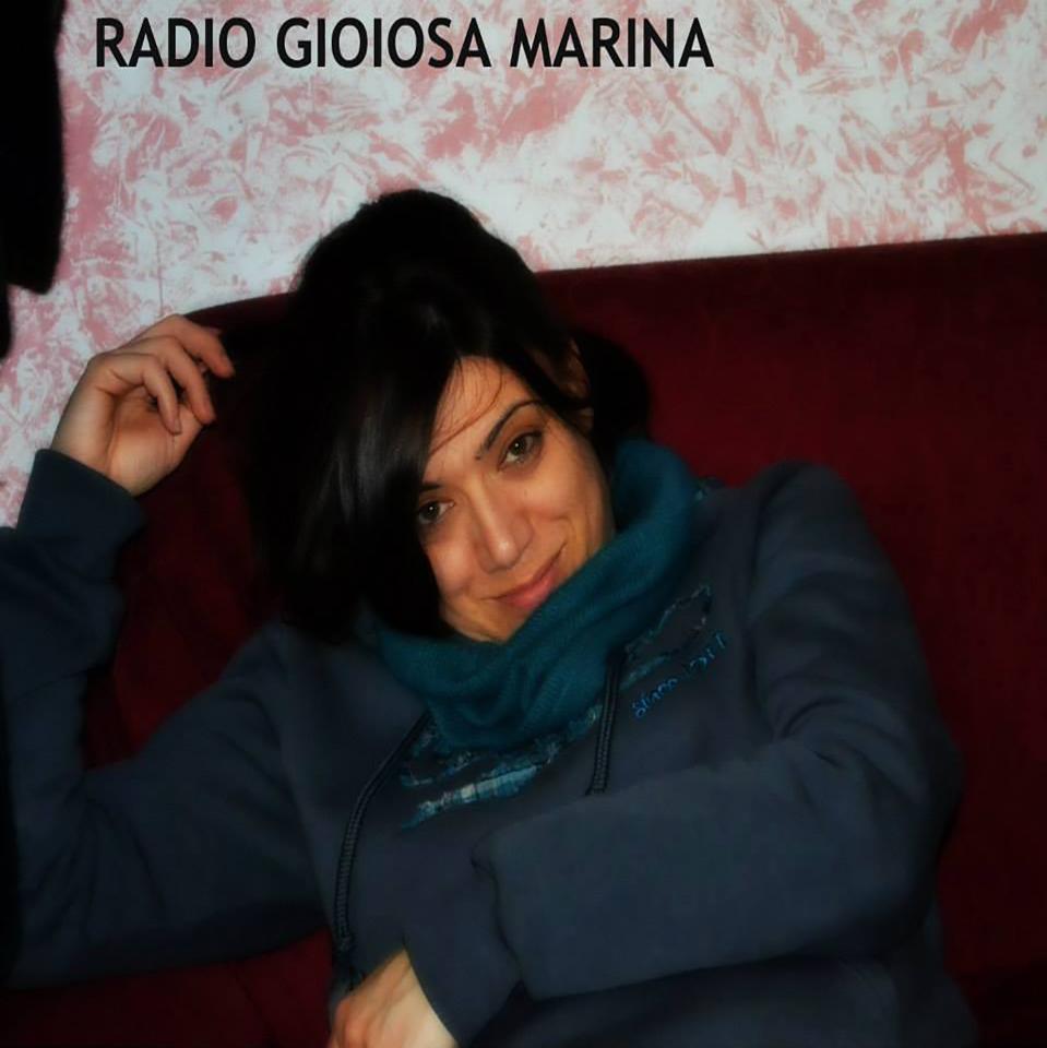 Staff di Radio Gioiosa Marina - Orsola Violi