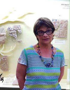 Rossella Agostino - Direttore Musei e Parco Archeologico di Locri
