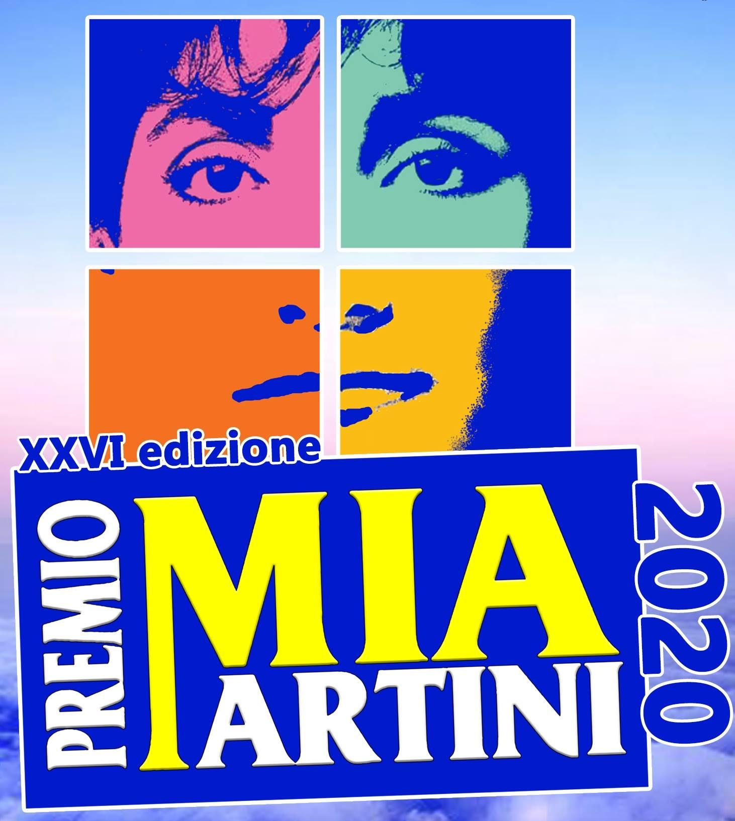 locandina del premio mia martini 2020 dalle news del sito di radio gioiosa marina